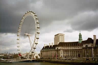 Millennium Wheel - London Eye