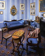Regency Period Room - photograph by Chris Ridley